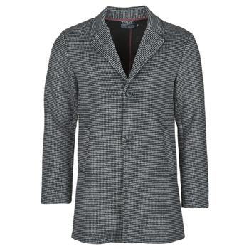 Oblačila Moški Plašči Petrol Industries JACKET WOOL Siva