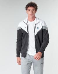 Oblačila Moški Jakne Puma BMW MMS MCS SWEAT JACKET Črna