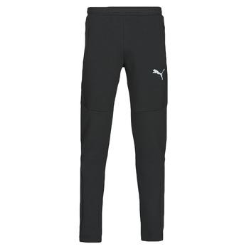 Oblačila Moški Spodnji deli trenirke  Puma EVOSTRIPE PANTS Črna