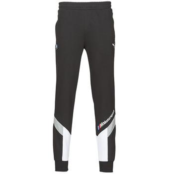 Oblačila Moški Spodnji deli trenirke  Puma BMW MMS MCS SWEAT PANTS SLIM FIT Črna