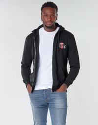 Oblačila Moški Puloverji Diesel BRANDON Črna