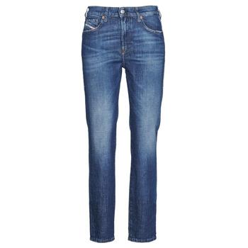 Oblačila Ženske Jeans straight Diesel JOY Modra