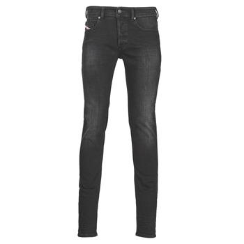 Oblačila Moški Jeans skinny Diesel SLEENKER Siva