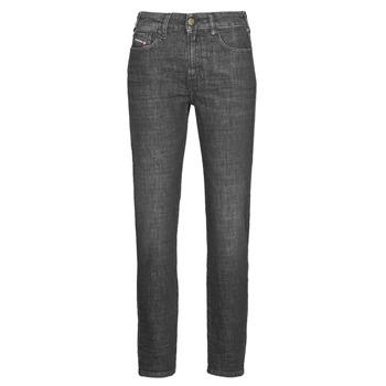 Oblačila Ženske Jeans straight Diesel D-JOY Gris009jv