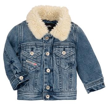 Oblačila Otroci Jakne Diesel JESKI Modra