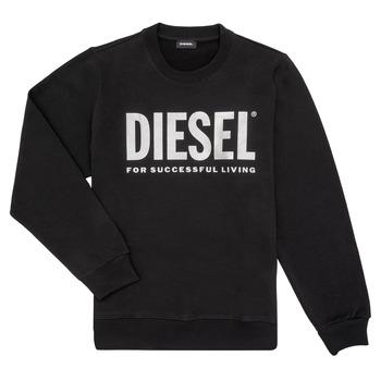 Oblačila Deklice Puloverji Diesel SANGWX Črna