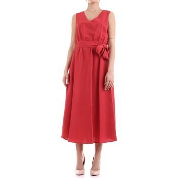 Oblačila Ženske Dolge obleke Fly Girl 9890-02 Rosso
