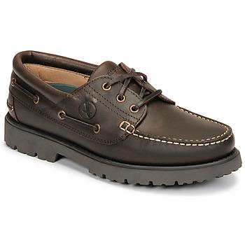 Čevlji  Moški Mokasini & Jadralni čevlji Aigle TARMAC Kostanjeva