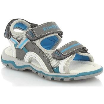 Čevlji  Dečki Sandali & Odprti čevlji Kimberfeel TAKAO Gris