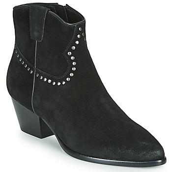 Čevlji  Ženske Gležnjarji Ash HOUSTON BIS Črna