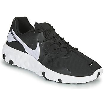 Čevlji  Moški Nizke superge Nike RENEW LUCENT 2 Črna / Bela