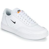 Čevlji  Ženske Nizke superge Nike COURT VINTAGE Bela