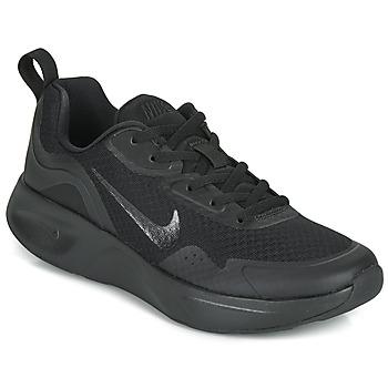 Čevlji  Ženske Nizke superge Nike WEARALLDAY Črna
