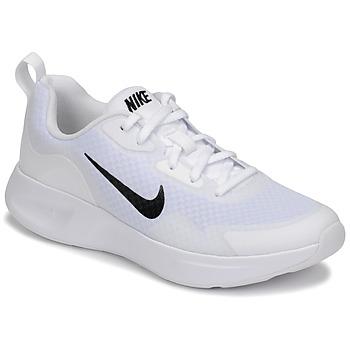 Čevlji  Ženske Nizke superge Nike WEARALLDAY Bela / Črna