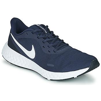 Čevlji  Moški Šport Nike REVOLUTION 5 Modra