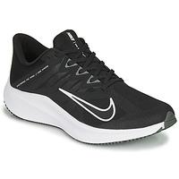 Čevlji  Moški Tek & Trail Nike QUEST 3 Črna / Bela
