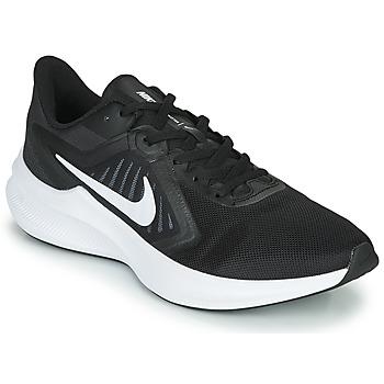 Čevlji  Moški Tek & Trail Nike DOWNSHIFTER 10 Črna / Bela