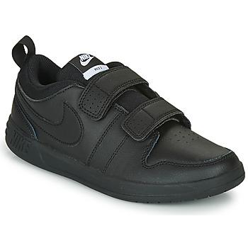Čevlji  Otroci Nizke superge Nike PICO 5 PS Črna