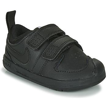 Čevlji  Otroci Nizke superge Nike PICO 5 TD Črna