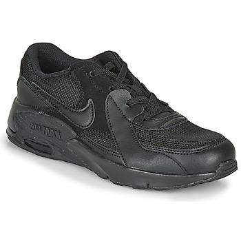 Čevlji  Otroci Nizke superge Nike AIR MAX EXEE PS Črna