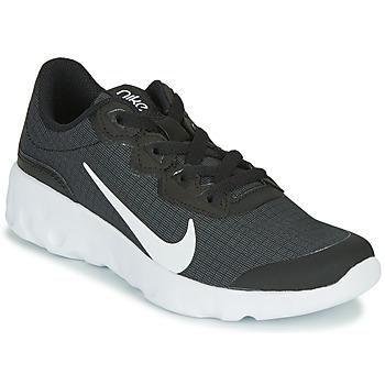 Čevlji  Otroci Nizke superge Nike EXPLORE STRADA GS Črna / Bela