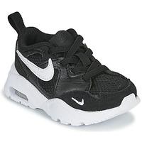 Čevlji  Otroci Nizke superge Nike AIR MAX FUSION TD Črna / Bela