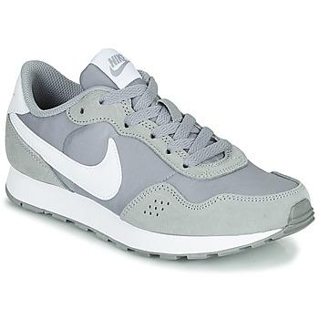 Čevlji  Otroci Nizke superge Nike MD VALIANT GS Siva / Bela