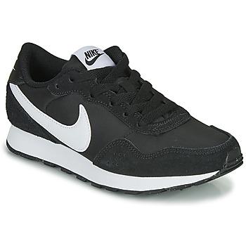 Čevlji  Otroci Nizke superge Nike MD VALIANT PS Črna / Bela