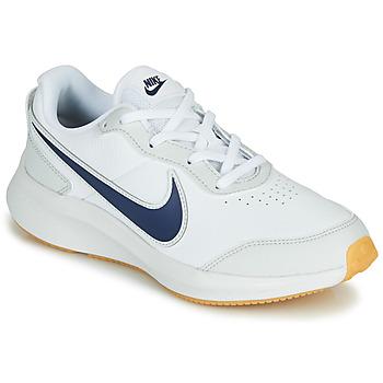 Čevlji  Dečki Nizke superge Nike VARSITY LEATHER GS Bela / Modra