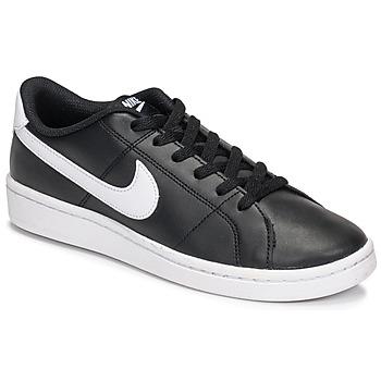 Čevlji  Ženske Nizke superge Nike Court Royale 2 Črna / Bela