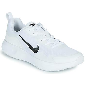 Čevlji  Moški Fitnes / Trening Nike WEARALLDAY Bela / Črna