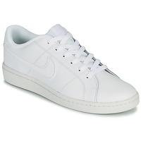 Čevlji  Moški Nizke superge Nike COURT ROYALE 2 LOW Bela