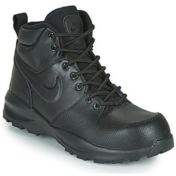 Čevlji  Otroci Nizke superge Nike MANOA LTR GS Črna