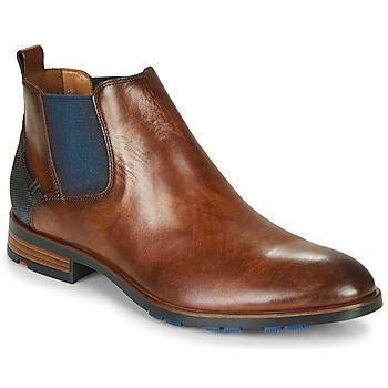Čevlji  Moški Polškornji Lloyd JASER Cognac