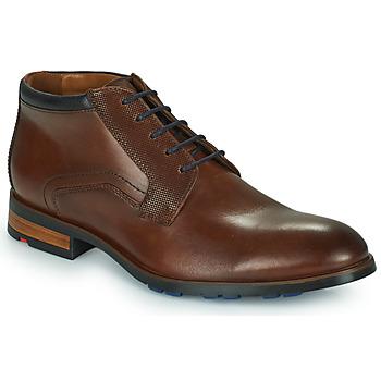 Čevlji  Moški Polškornji Lloyd JARON Kostanjeva