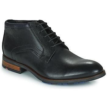 Čevlji  Moški Polškornji Lloyd JARON Črna