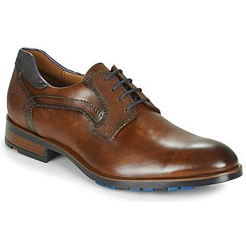 Čevlji  Moški Čevlji Derby Lloyd JAKE Kostanjeva