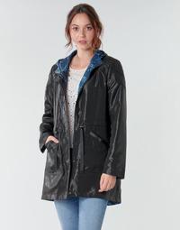 Oblačila Ženske Parke One Step FR42001 Črna