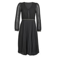 Oblačila Ženske Kratke obleke One Step FR30061 Črna