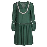 Oblačila Ženske Kratke obleke One Step FR30231 Zelena