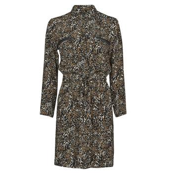 Oblačila Ženske Kratke obleke One Step FR30151 Večbarvna