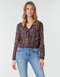 Oblačila Ženske Topi & Bluze One Step FR12041 Črna