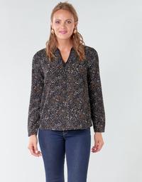 Oblačila Ženske Topi & Bluze One Step FR11161 Črna