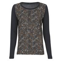 Oblačila Ženske Puloverji One Step FR18021 Črna
