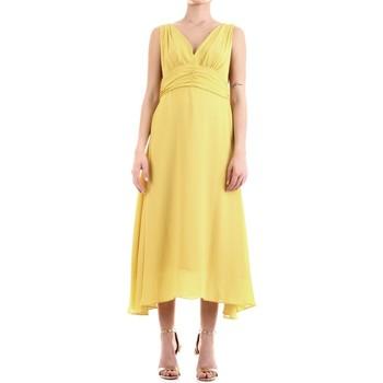 Oblačila Ženske Dolge obleke Fly Girl 9845-01 Lime