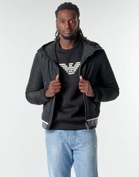 Oblačila Moški Jakne Emporio Armani 6H1BL6 Črna