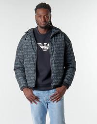 Oblačila Moški Jakne Emporio Armani 6H1BN6 Črna