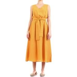 Oblačila Ženske Dolge obleke Fly Girl 9890-02 Giallo