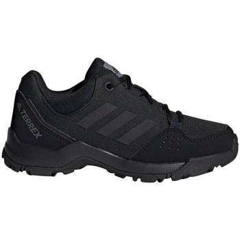 Čevlji  Otroci Pohodništvo adidas Originals Terrex Hyperhiker Low K Črna