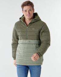 Oblačila Moški Puhovke Vans CARLTON PUFFER ANORAK II Zelena